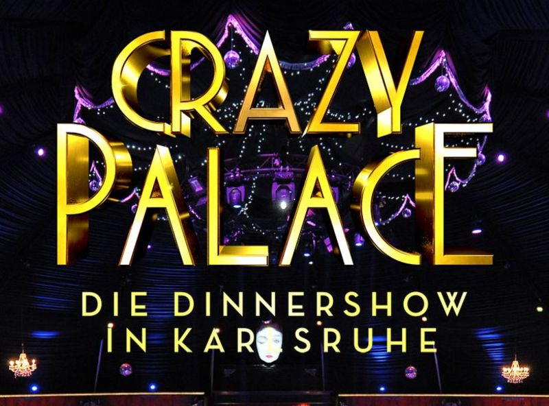 Crazy Palace Logo